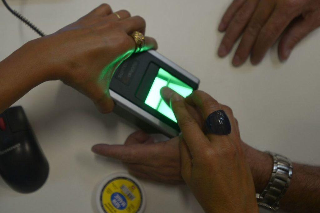 Jacundá Sete mil eleitores ignoram biometria