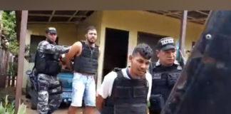 Criminosos fizeram reféns e causaram medo na população