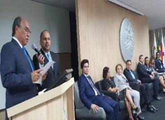 Presidente do TJPA, des. Leonardo Tavares, instala Cejusc Marabá /Foto: Divulgação