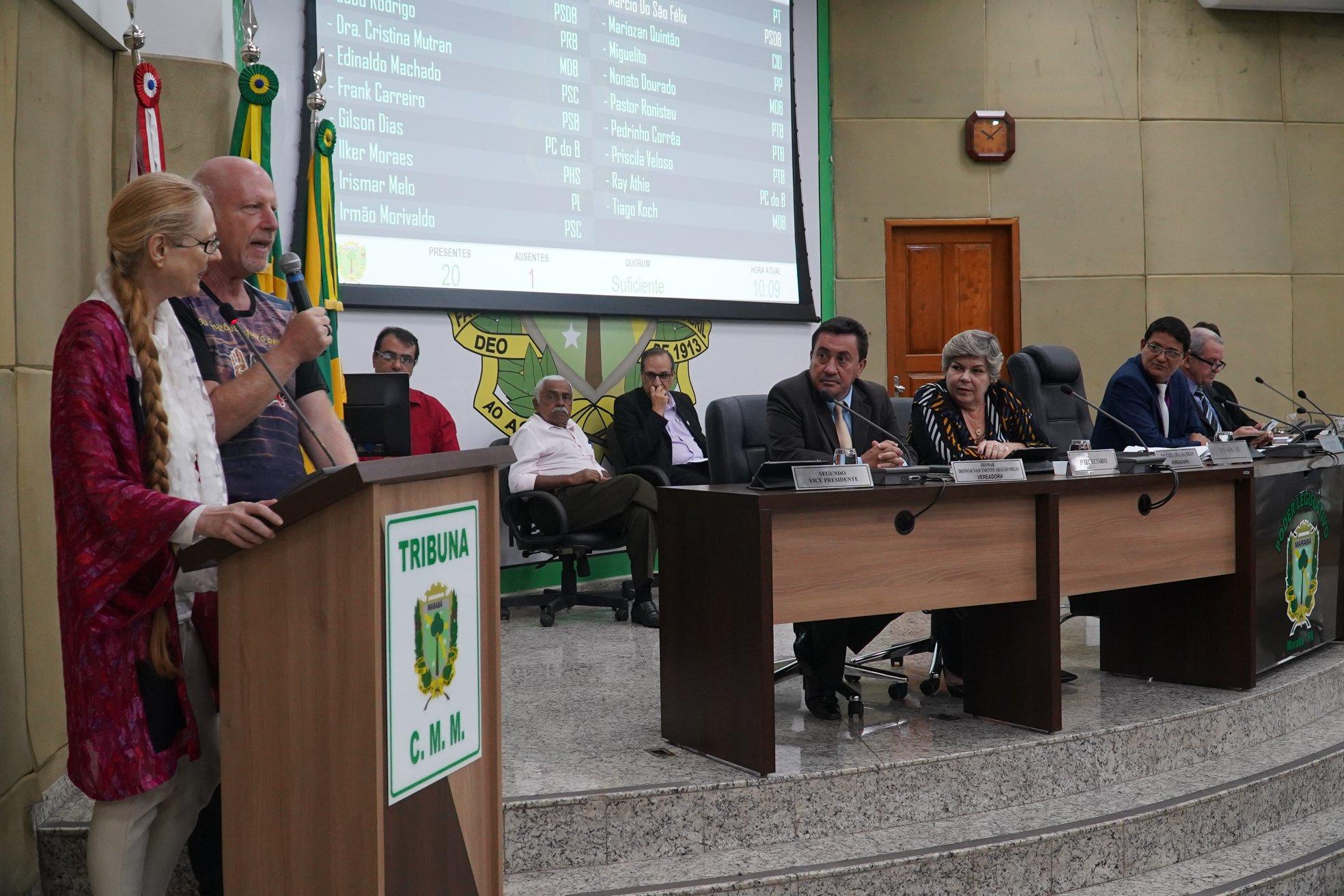 Jovens vão à Europa defender a Amazônia