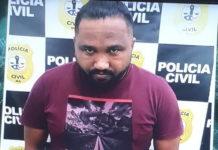 William foi preso mais uma vez em Imperatriz, acusado de receptação/ Foto: Divulgação
