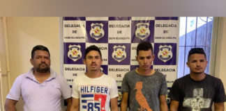 Sudeste do Pará: 8 membros de quadrilha de roubo de carga são presos