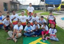 Atletas conquistaram 30 medalhas na competição estadual