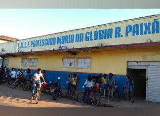 Escola Maria da Glória foi fechada pela Prefeitura de Jacundá e Justiça chancelou a decisão
