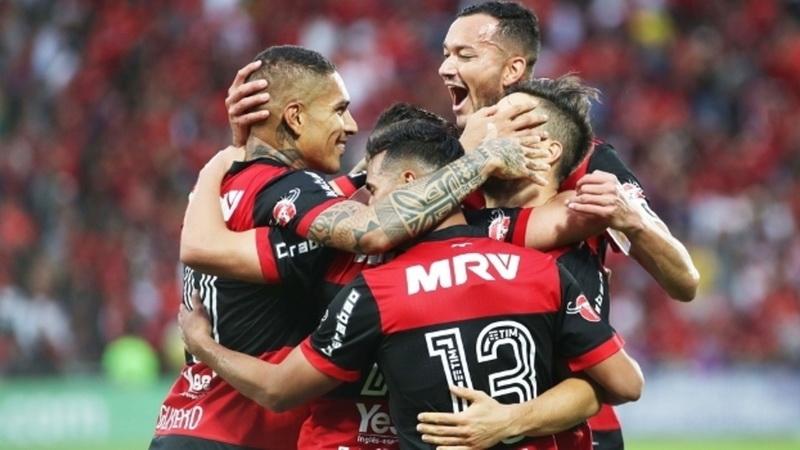 Flamengo disputa semifinal da Libertadores após 35 anos