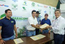 Documentos expedidos pelo Iterpa foram entregues durante a 53ª edição da Feira Agropecuária de Paragominas (Agropec)