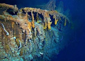 Exploradores descobriram que algumas partes do Titanic estão desaparecendo/ ATLANTIC PRODUCTIONS