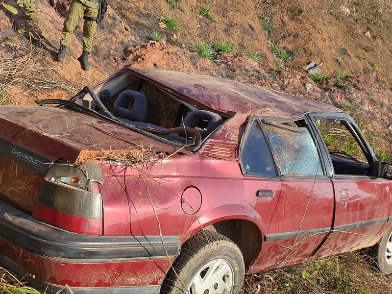 Ancião morre em acidente de trânsito na estrada do Salobo
