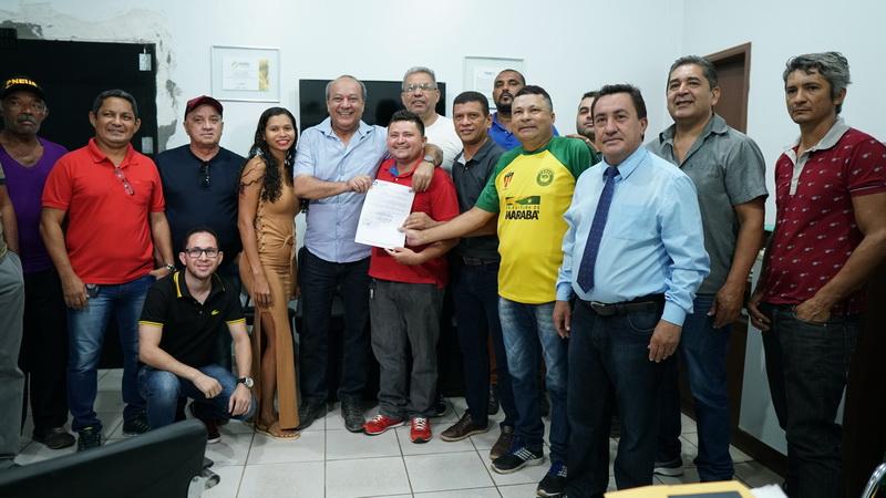 PMM garante apoio ao futebol amador