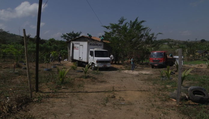 Parauapebas: Famílias, casas e plantações são removidas por forças policiais