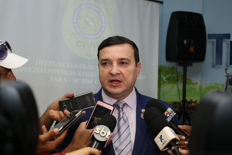Projeto Delegacia-Geral Itinerante chega a Marabá