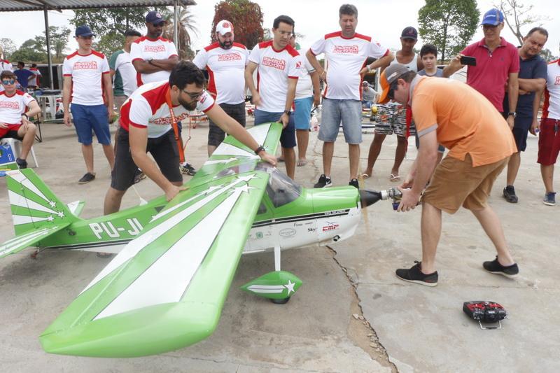 Aeronorte reúne pilotos da região em Marabá