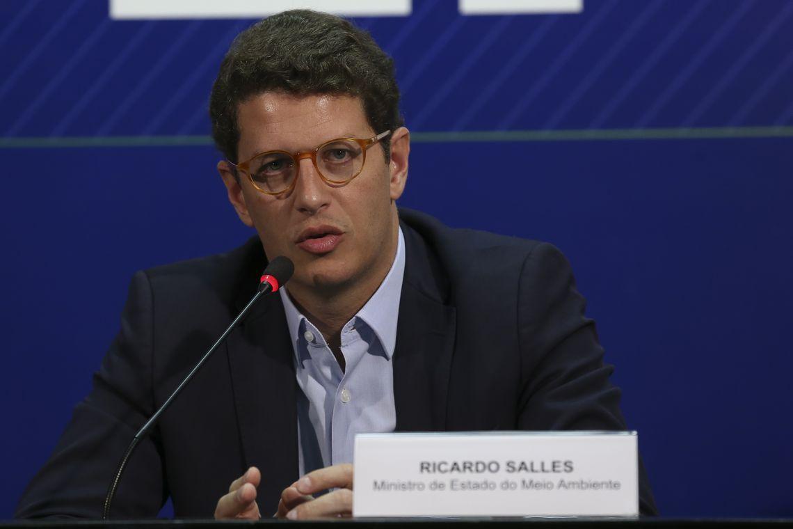 Ministro diz que Brasil preservou 84% da Amazônia por esforço próprio