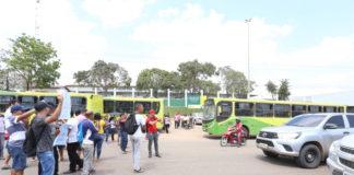 Rodoviários fecham Transamazônica em protesto por salários atrasados