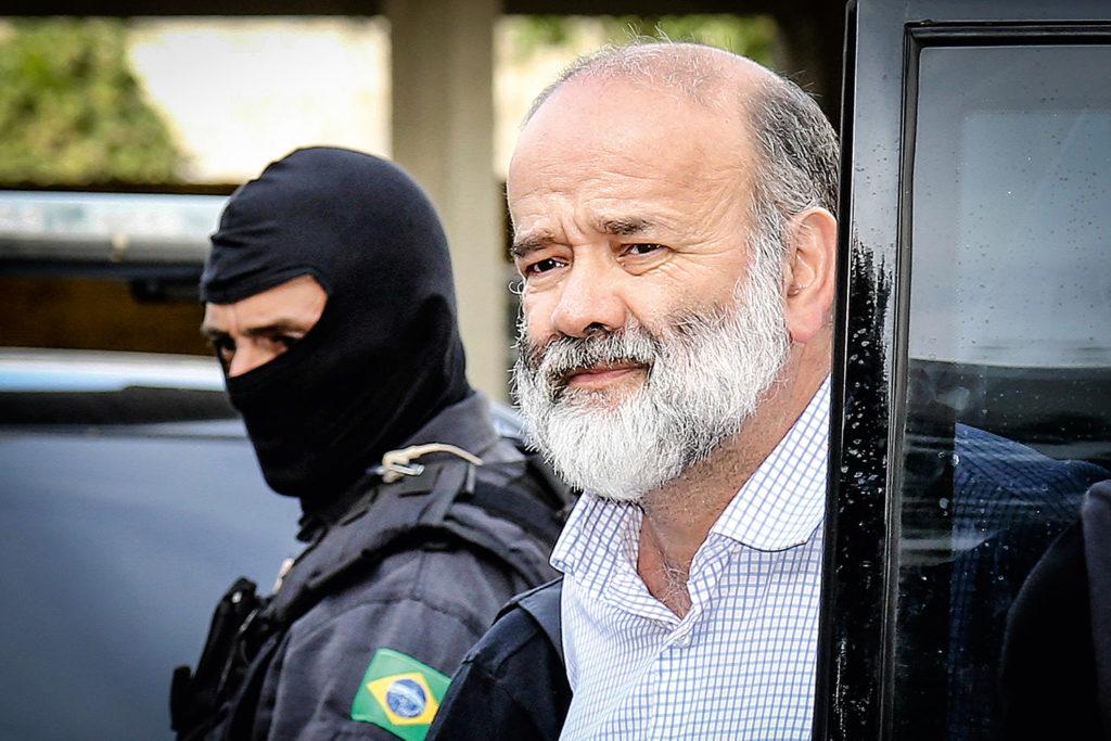 Juíza autoriza que Vaccari deixe a prisão com uso de tornozeleira eletrônica