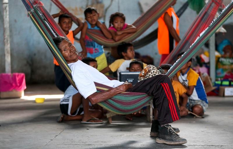 Reunião debate acesso à escola de crianças venezuelanas