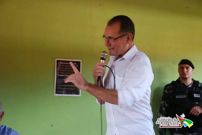 Conceição do Araguaia: Ex-prefeito é denunciado por lavagem de dinheiro
