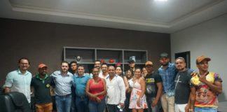 Chamonzinho solicitou e governador declarou Agremiações Juninas de utilidade pública