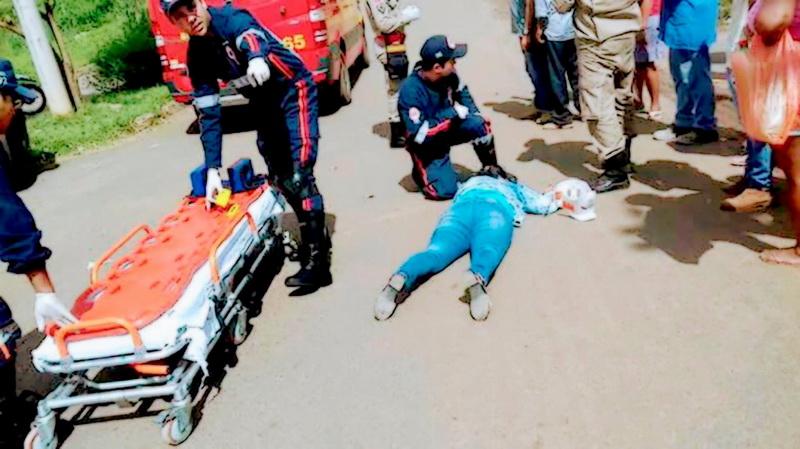 Parauapebas: Samu atende mais homens, aos domingos, em acidentes e casos clínicos