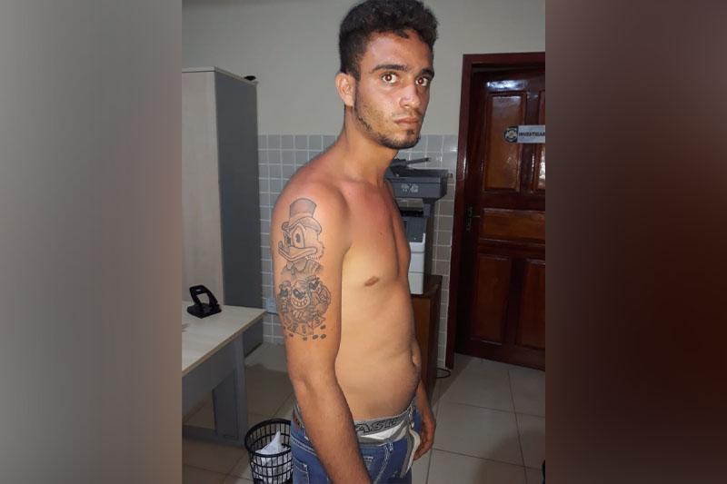 Homem é preso em flagrante por assalto com reféns em Cajazeiras