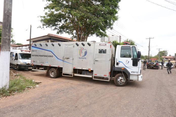 Todos os presos são transferidos do CRMM para o CTMM, em Marabá