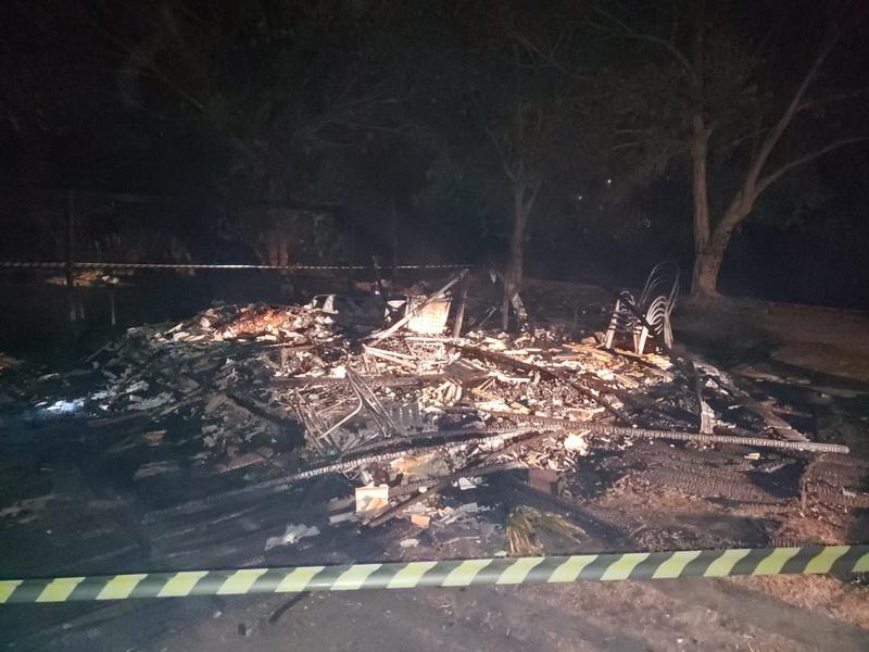 Paragominas: Casal morre carbonizado um mês após se mudar para casa incendiada