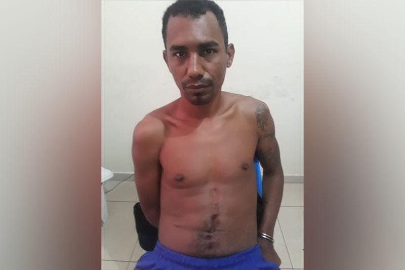Mandado de prisão por furto é cumprido em Parauapebas