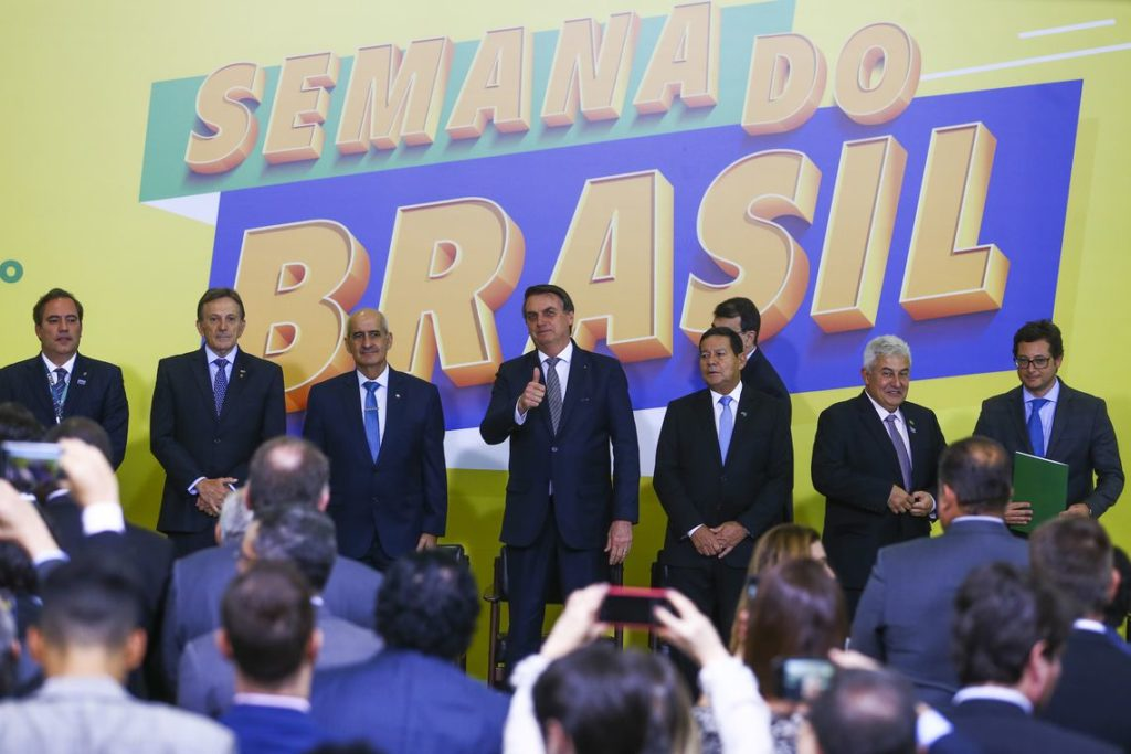 Para estimular economia, começa nesta sexta a Semana do Brasil