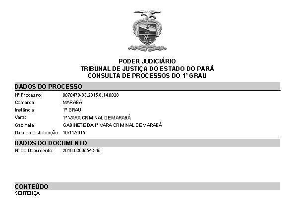 Justiça condena agente da Guarda Municipal de Marabá por porte ilegal de arma de fogo