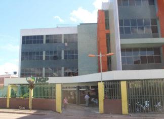 HGP (hospital tem habilitado 10 leitos de UIT): HGP tem habilitado 10 leitos de UTI. (Foto: Divulgação)