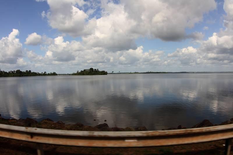 Pesca com instrumentos perfurantes está proibida no Lago de Tucuruí
