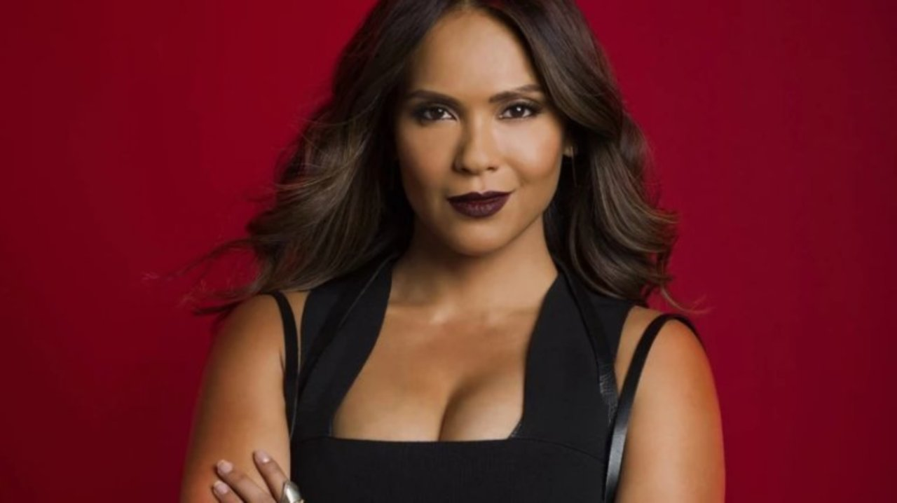 Lesley-Ann Brandt, da série 'Lucifer', vem ao Brasil para participar da CCXP 2019