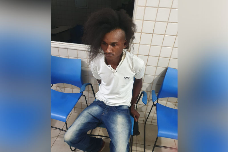Parauapebas: Acusado de apontar espingarda em bar é preso