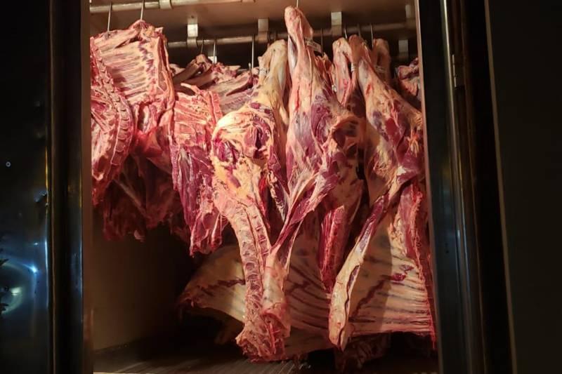 Cinco toneladas de carne são apreendidas pela Sefa em Santarém