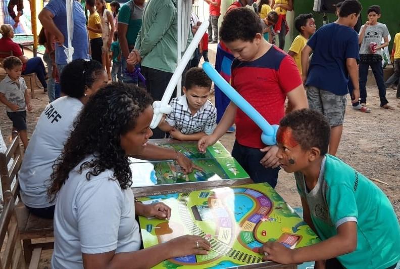 Caravana nos trilhos realiza mais de 2.600 atendimentos no Pará