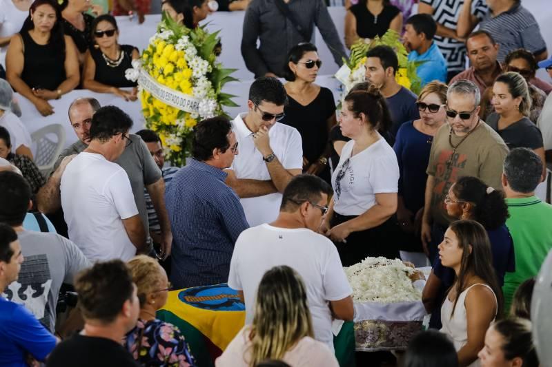 Antônio Carlos Vilaça, prefeito de Barcarena, morre aos 65 anos