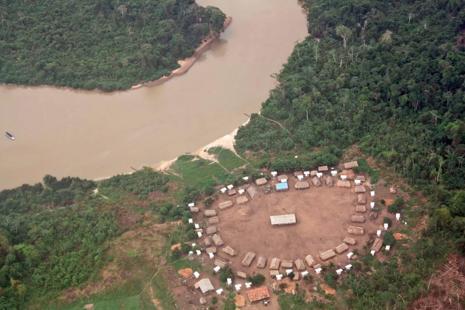 Justiça determina retirada de invasores de Terra Indígena
