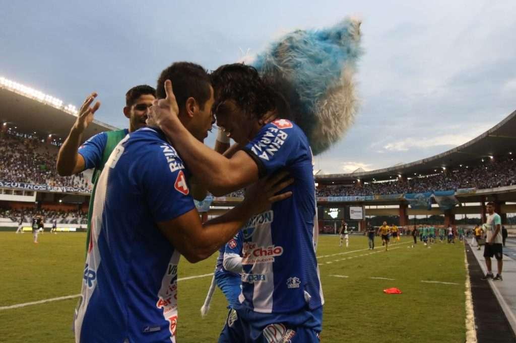 Paysandu despacha o Remo e é finalista da Copa Verde