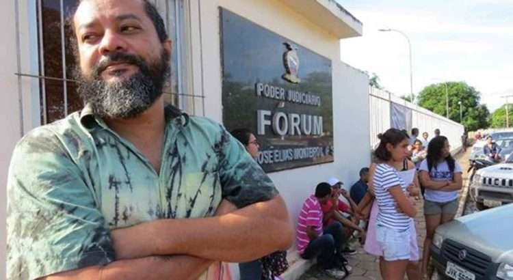 Entidades farão ato público em solidariedade ao professor Evandro