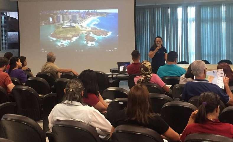 Equipe do IBGE discute novo censo com autoridades de Parauapebas