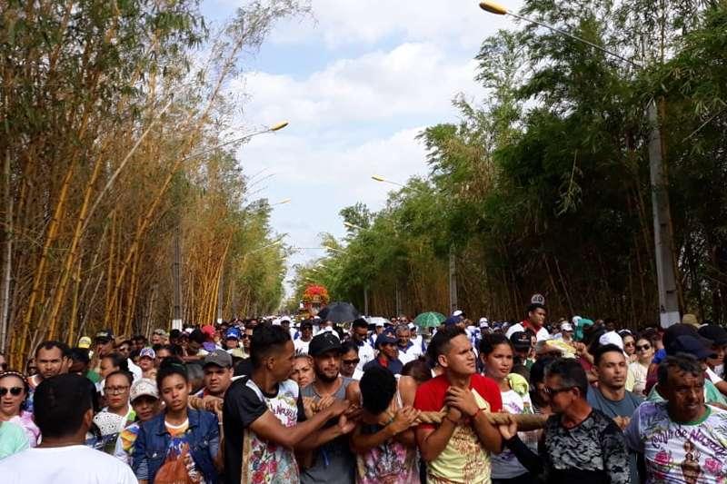 Exército ajuda na romaria do Círio de Marabá com 210 homens