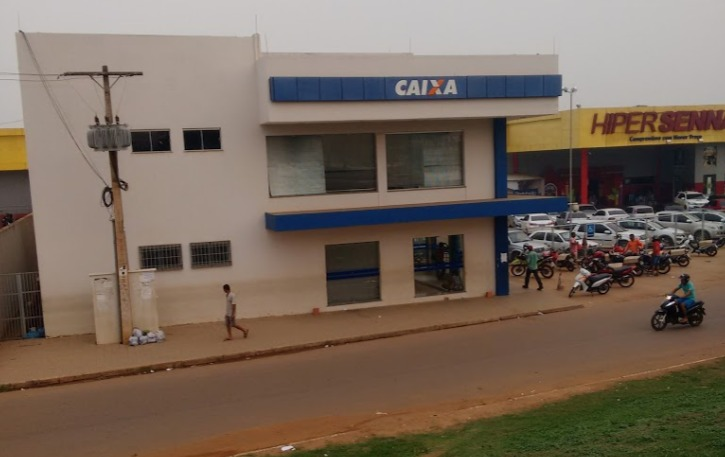 Agências da Caixa abrem neste sábado e gerente executivo visita Parauapebas