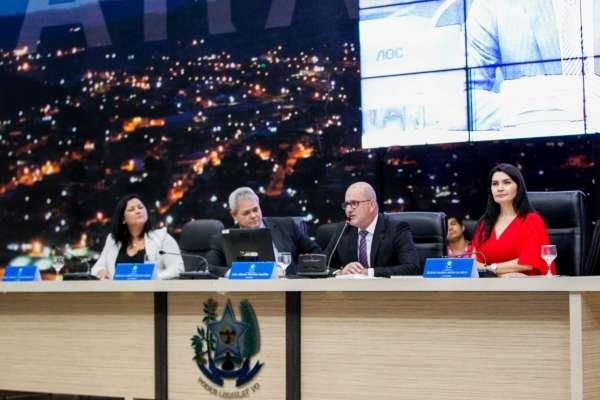 Câmara aprova pagamento no Diário Oficial de Parauapebas