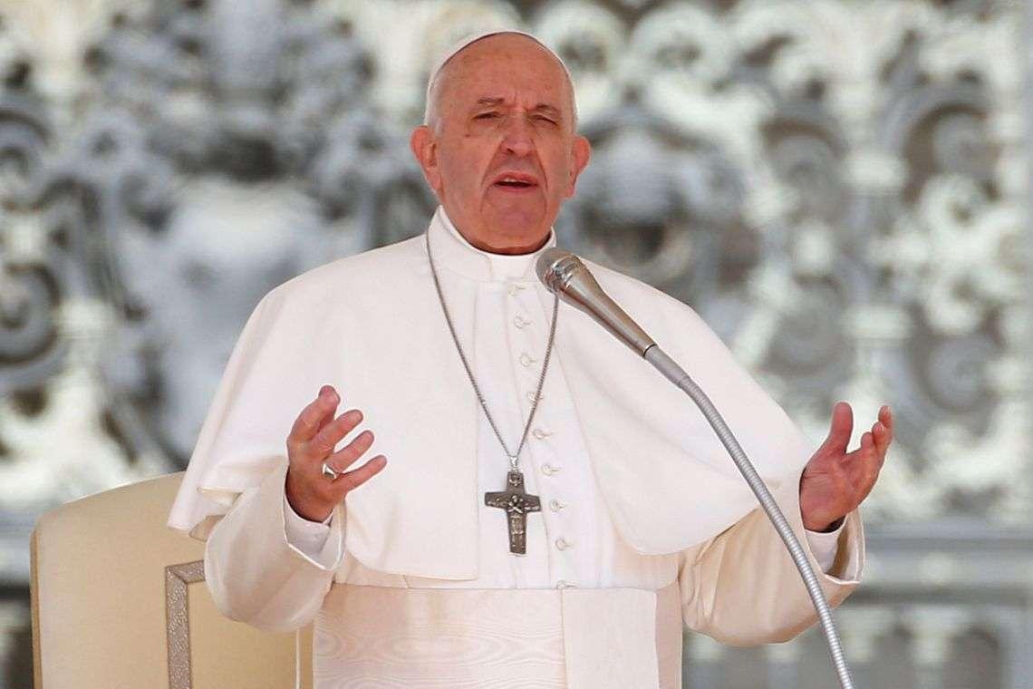 Papa diz que diálogo é a solução para a crise no Chile
