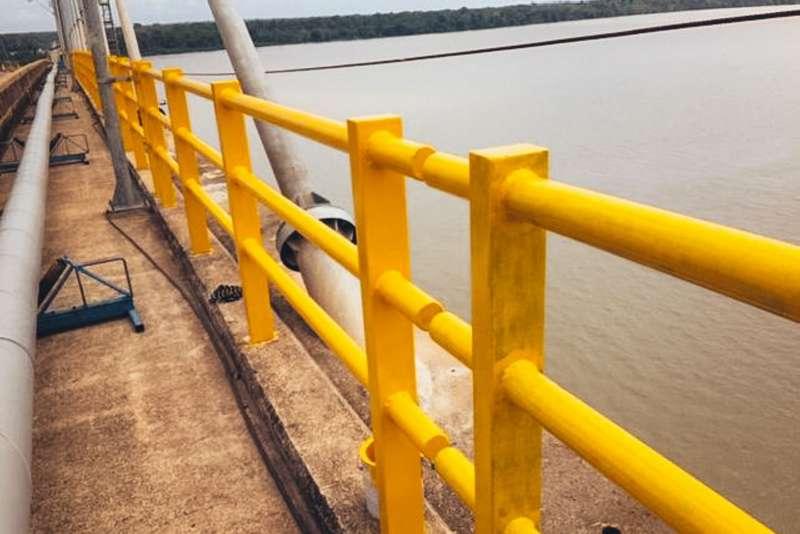 Setran conclui obras na ponte Rio Guamá