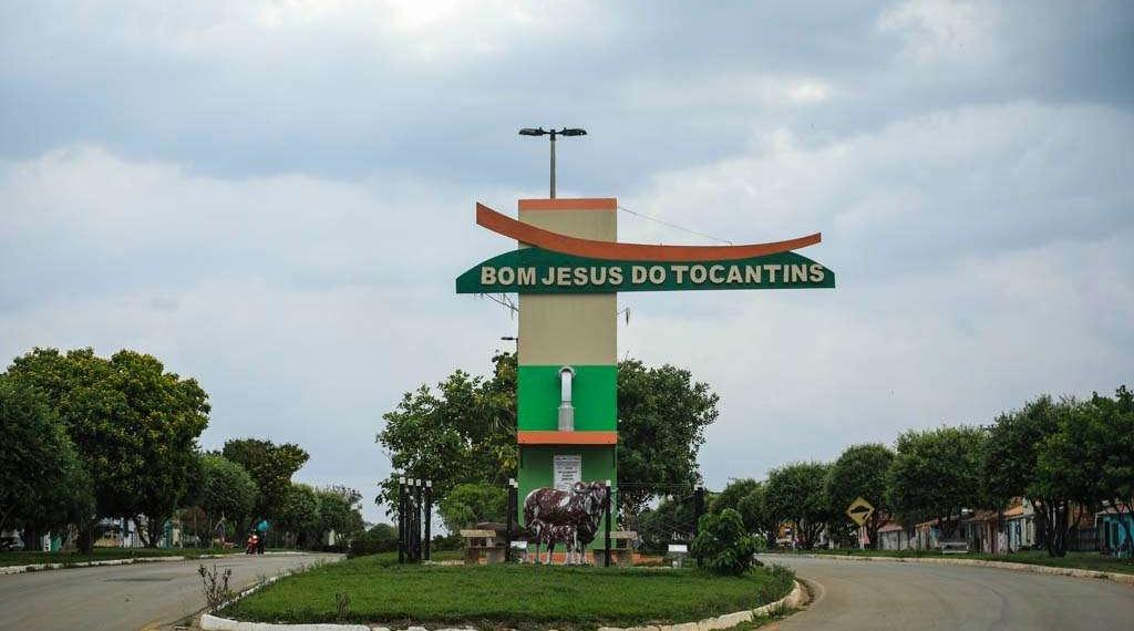 Bom Jesus do Tocantins Tocantins fonte: correiodecarajas.com.br